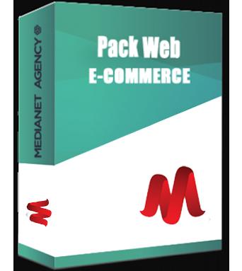 Pack Web e-commerce